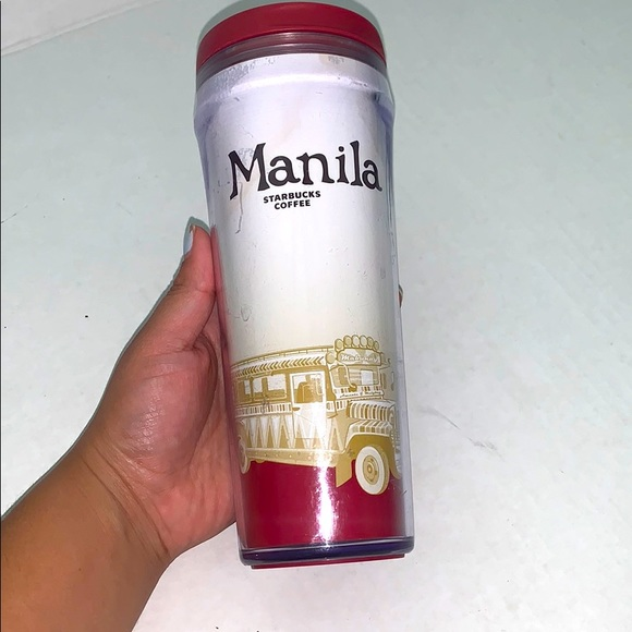 Starbucks Travel Series Tumbler-Manila